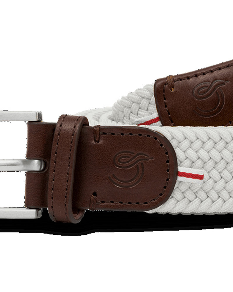 LA BOUCLE LA BOUCLE BELT ORIGINALE LISBON WHITE