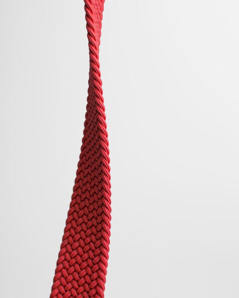 LA BOUCLE LA BOUCLE BELT PETITE BRUSSELS RED