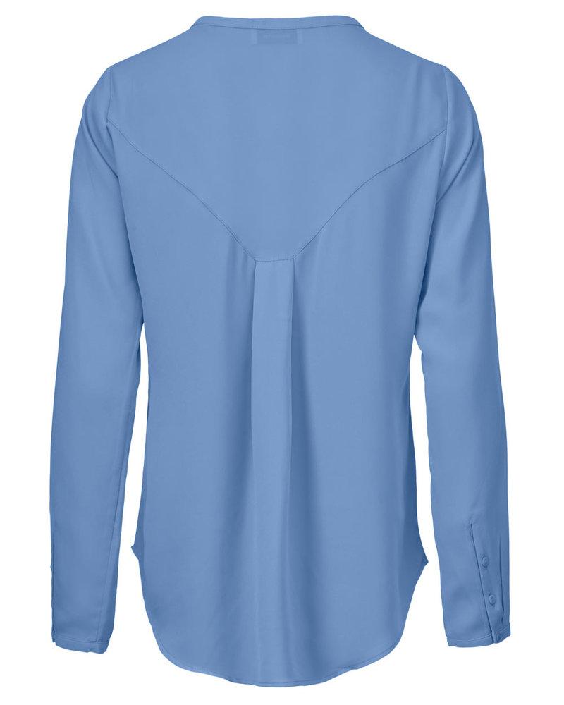 MODSTRÖM 50155 Cyler shirt Blue Oase