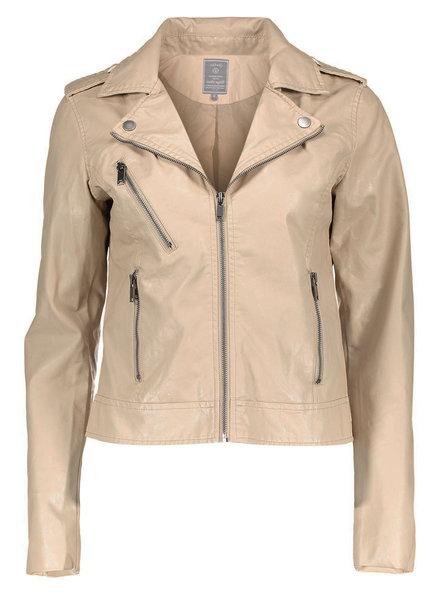 GEISHA 08020-27 Jacket PU with zippers 000715