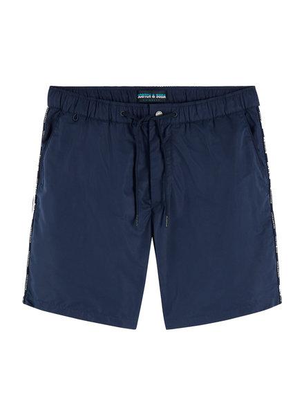 Scotch&Soda 155187 Short-length classic solid swim short 0002