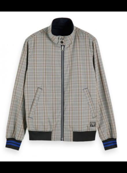 Scotch&Soda 154684 Chic reversible bomber jacket 0218