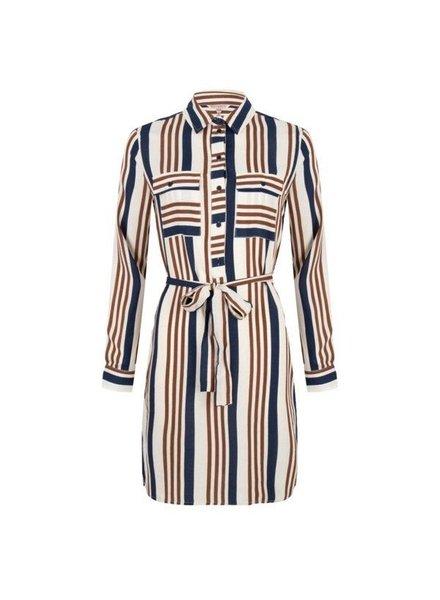 ESQUALO SP20.14038 Dress stripes print