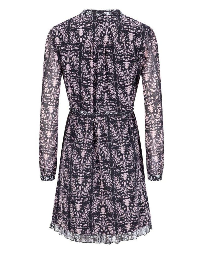 MILLA AMSTERDAM MSS200016.69 Ditte dress aop print mix