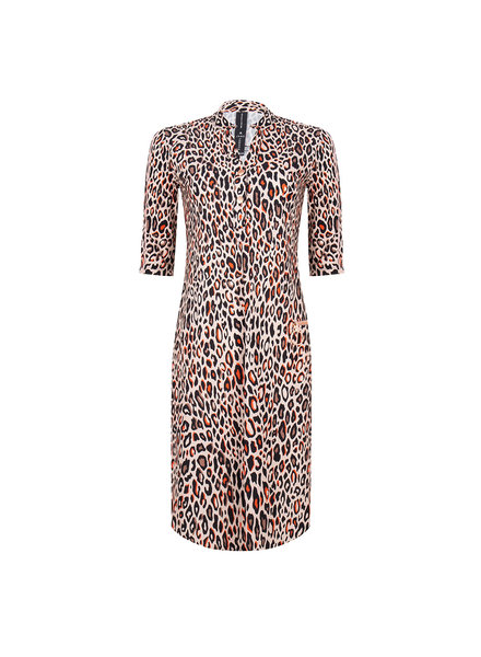 JANE LUSHKA UAO920SS25B Carly dress animal