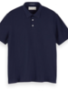Scotch&Soda 155470 Chic jersey polo shirt 0002