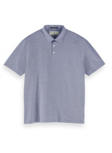 Scotch&Soda 155470 Chic jersey polo shirt 0217