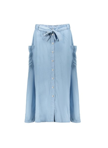 GEISHA 06005-10 Skirts lyocell pockets & strap 000625