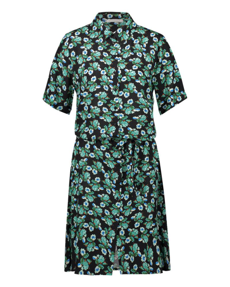 FREEBIRD MINI DRESS SHORT SLEEVE SUZY GROEN