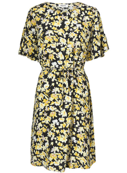 MODSTRÖM 54909 Casey print dress, fashion dress 11774 sunshine bloom