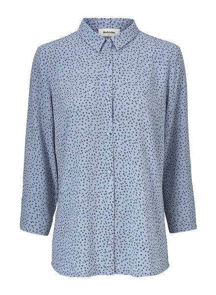 MODSTRÖM 54970 Clarissa print shirt, shirt 11308 halo