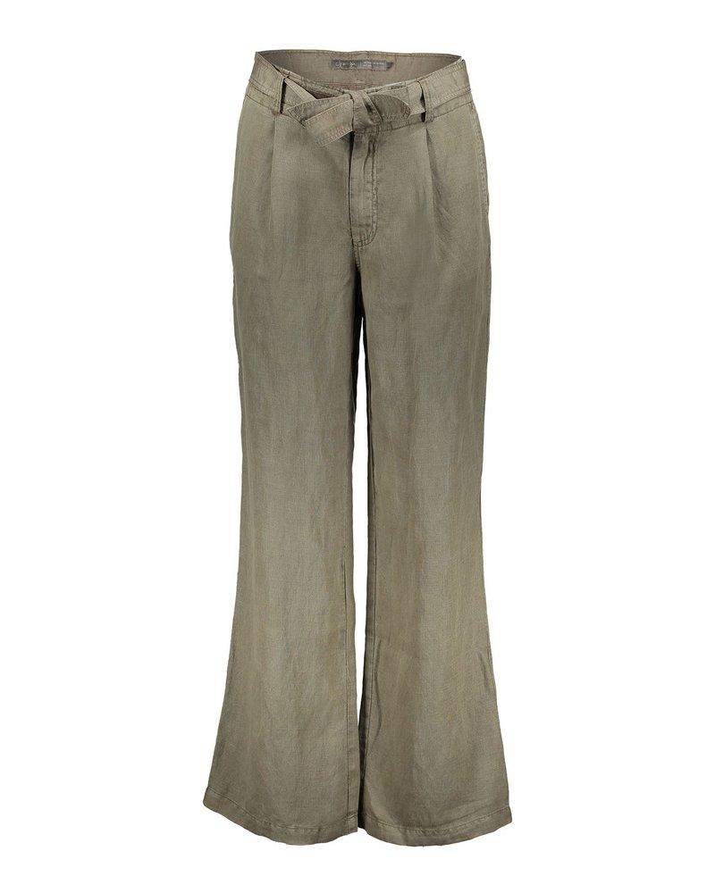 GEISHA 01048-10 Pants lyocell with strap 000550