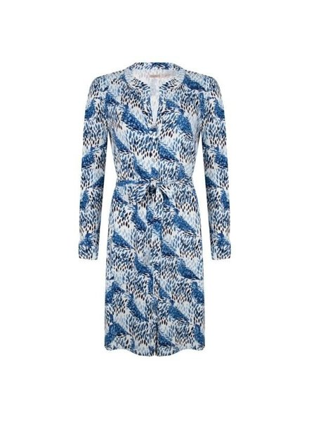 ESQUALO SP20.30001 Dress dove print print