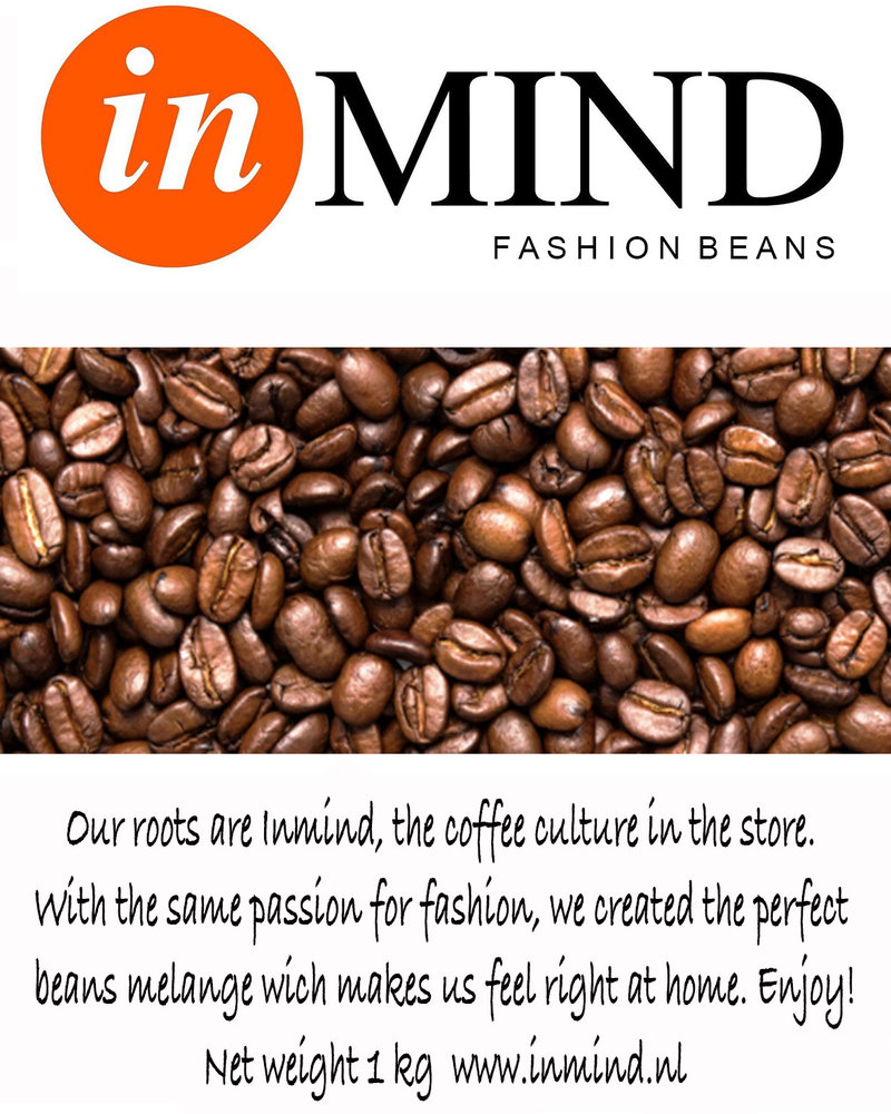 INMIND FASHION BEANS KOFFIE GREEN LABEL