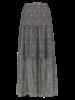 MILLA AMSTERDAM MHS201015.63 Romee skirt black white