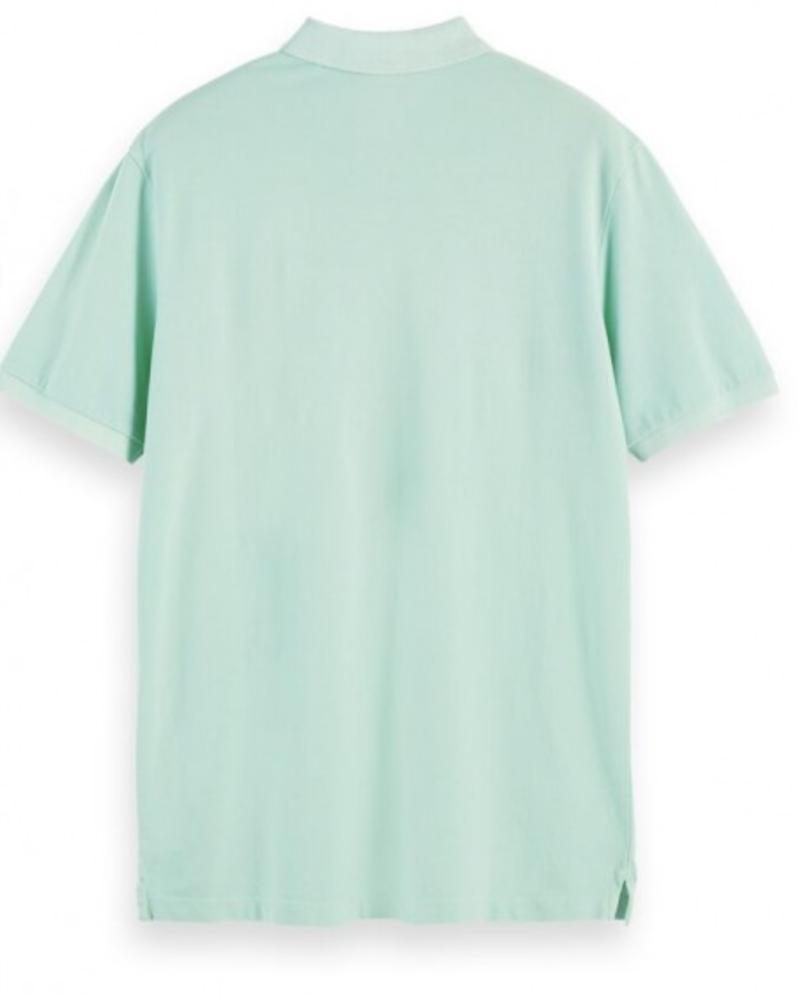 Scotch&Soda 156829 Garment dyed stretch polo 3601