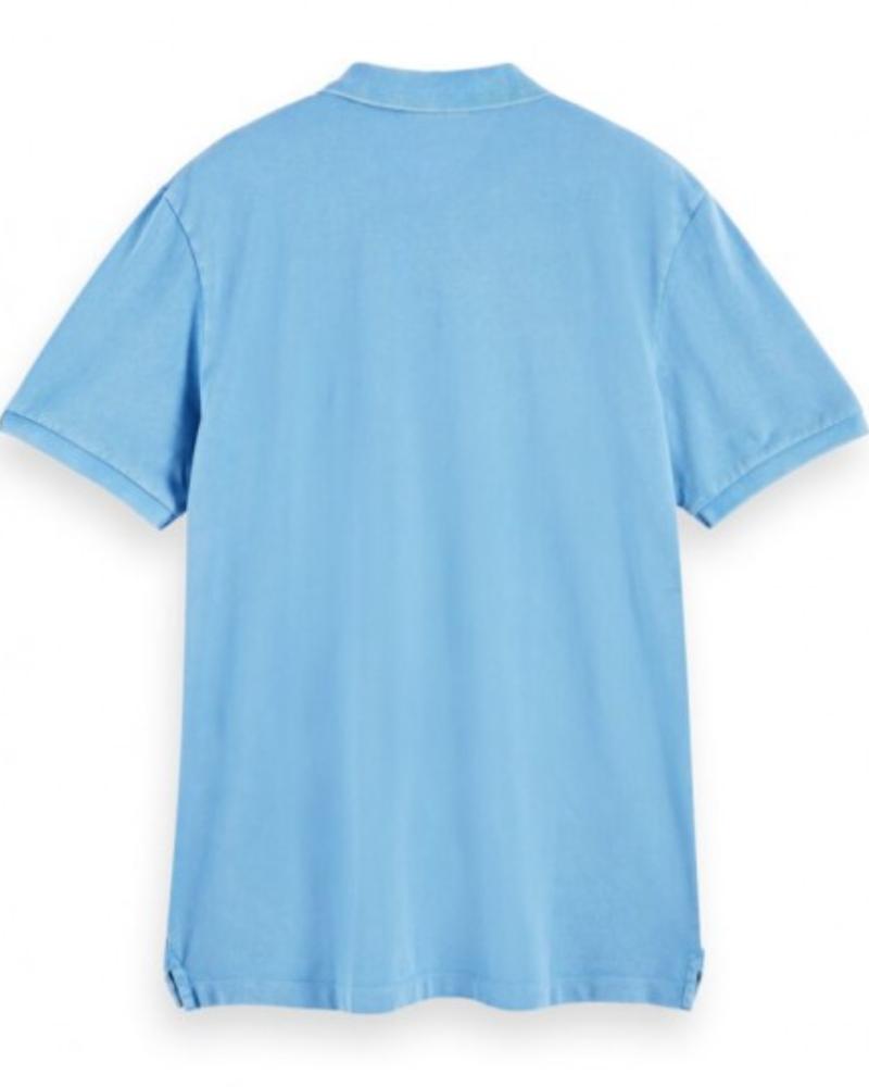 Scotch&Soda 156829 Garment dyed stretch polo 3614