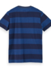 Scotch&Soda 157523 Ams blauw indigo classics tee 0217