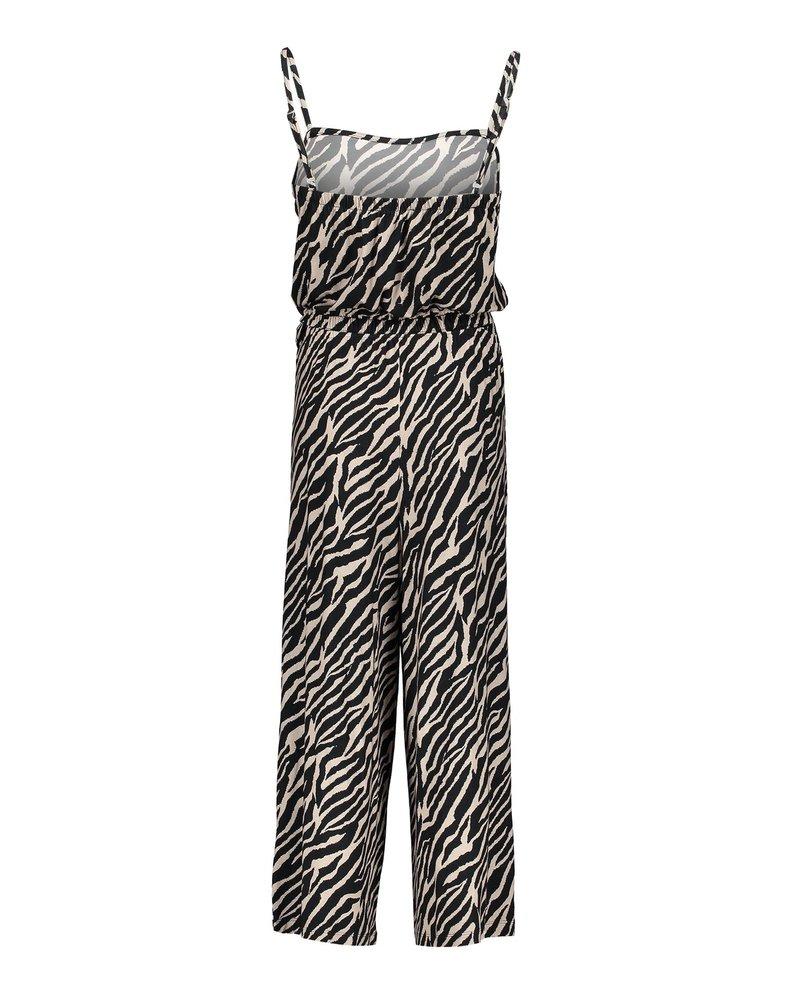 GEISHA 01401-60 Tess jumsuit culotte aop black/sand