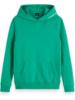Scotch&Soda 155273 Garment-dyed hoodie with artwork 2783
