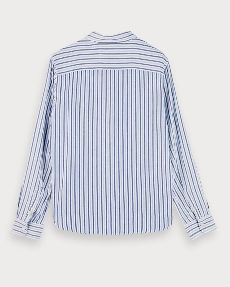 Scotch&Soda 156868 Lightweight long sleeve shirt 0220