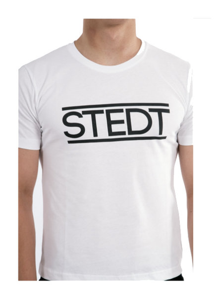 STEDT T-SHIRT MEN STEDT 002 WHITE