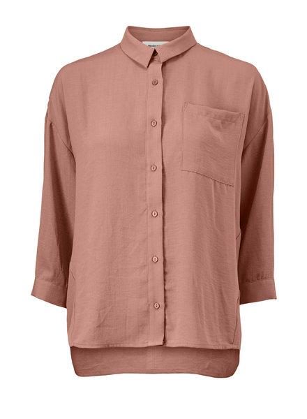 MODSTRÖM 54878 Alexis shirt raw umber