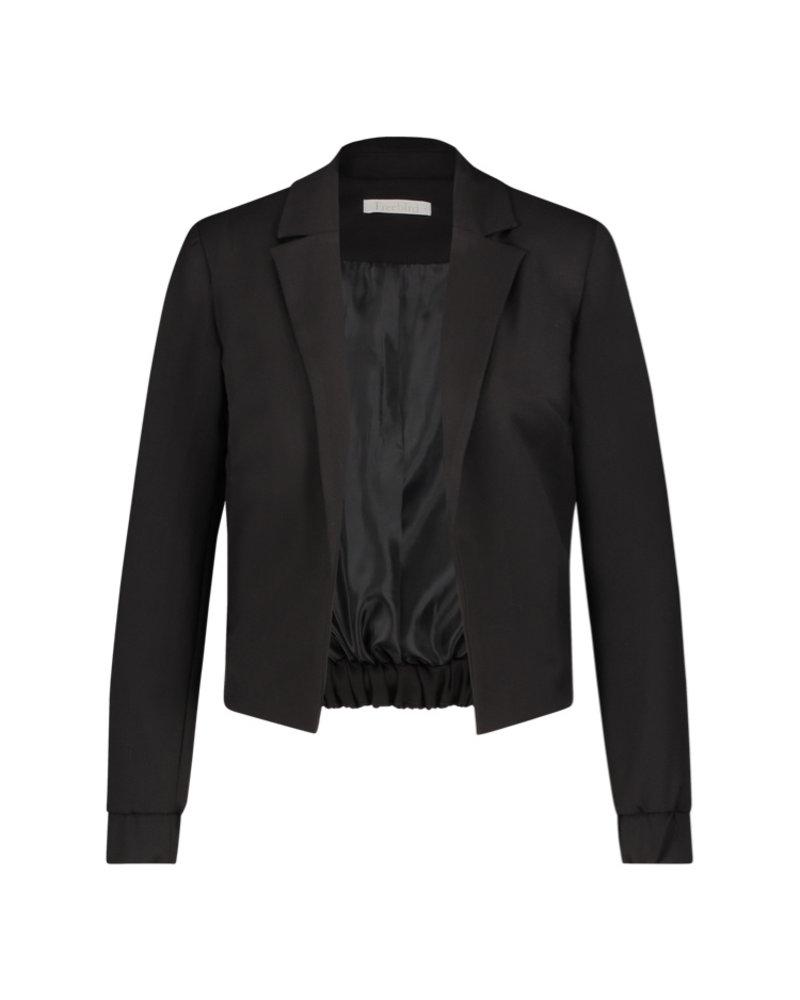FREEBIRD Teddie-black jacket pes-09