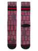 XPOOOS SOCKS XPOOOS 63011-70000 RED LIGHT
