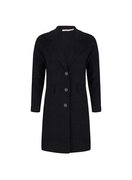 ESQUALO F20.07522 Cardigan blazer black