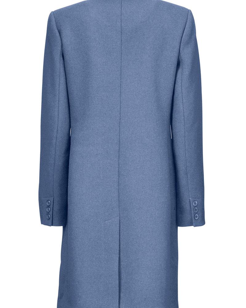 MODSTRÖM 51830 Odelia coat vintage blue