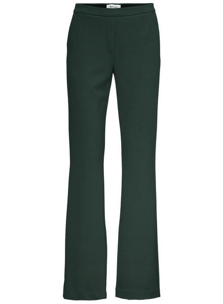 MODSTRÖM 53590 Tanny flare pants, fashion pants empire green