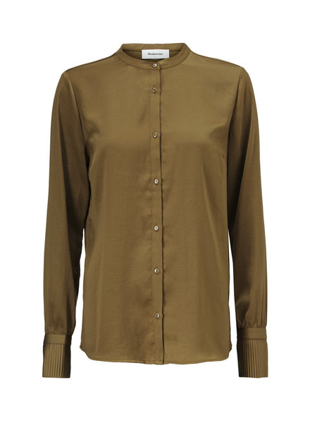 MODSTRÖM 55218 Foster shirt bronze
