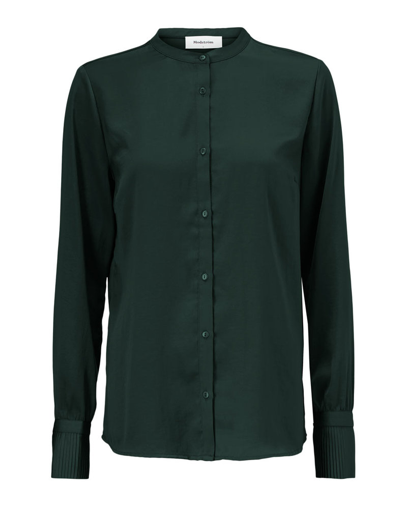MODSTRÖM 55218 Foster shirt empire green