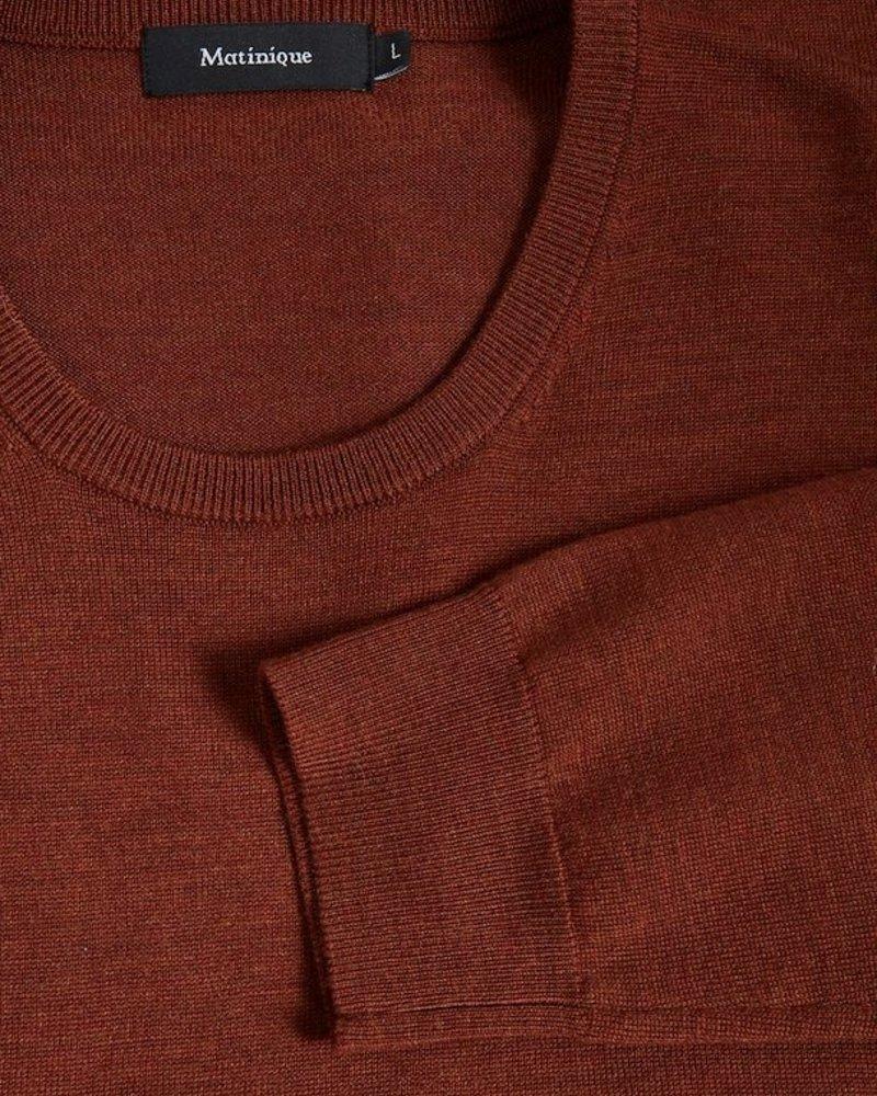 MATINIQUE 30203374 Margrate merino 1912351 Rust brown mel