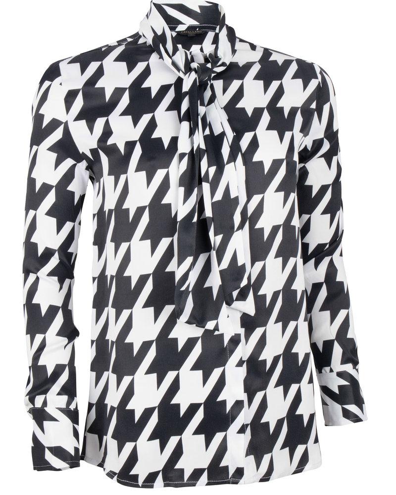 CAVALLARO Bowa blouse 250205003 White 100607