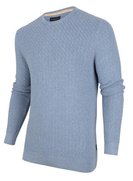 CAVALLARO Trento pullover 118205003 Light blue 600000