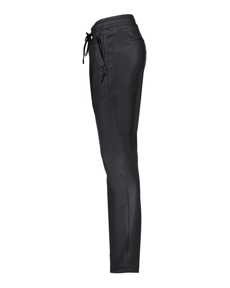 GEISHA 01519-10 Pants PU + zip black