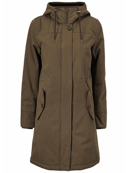 MODSTRÖM 55138 Dakota coat woodland brown
