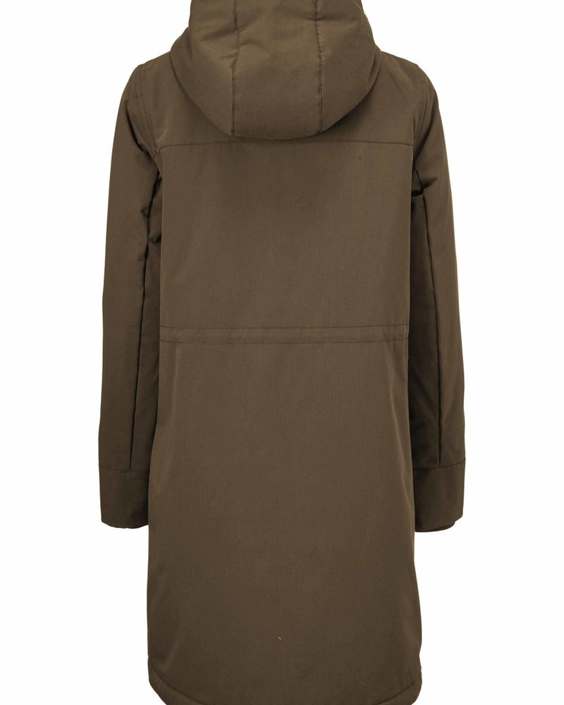 MODSTRÖM 55138 Dakota coat woodland brown