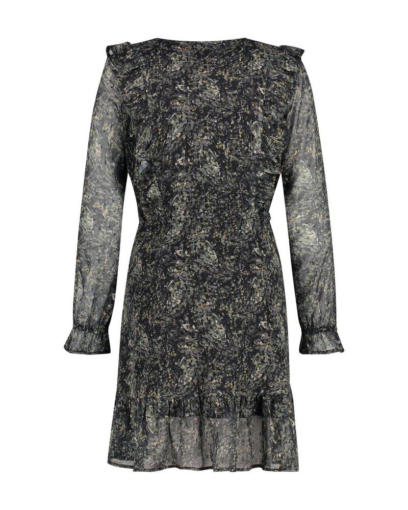 MILLA AMSTERDAM MFW20007.69 Day dress aop