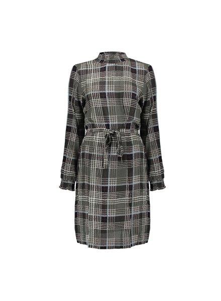 GEISHA 07638-20 Dress black/sand combi