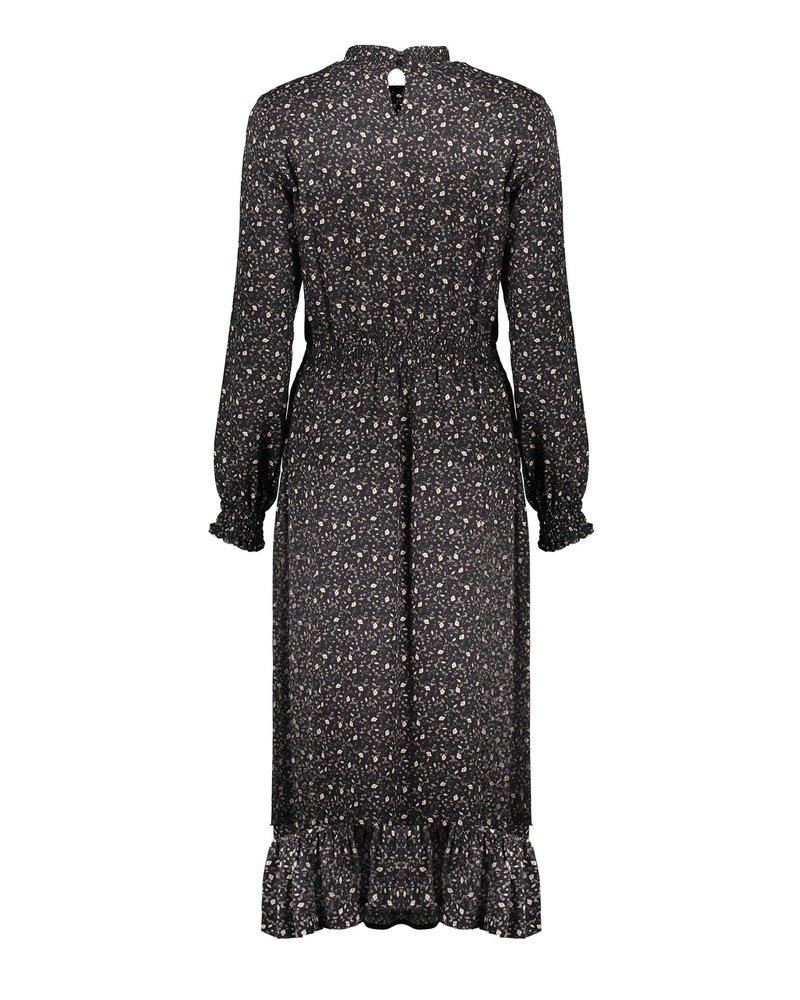 GEISHA 07620-20 Dress black/brown combi