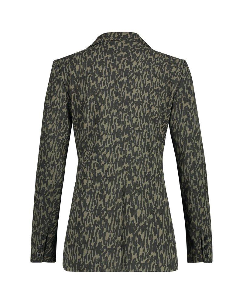 MILLA AMSTERDAM MFW20042.44 Jayda jacket army green