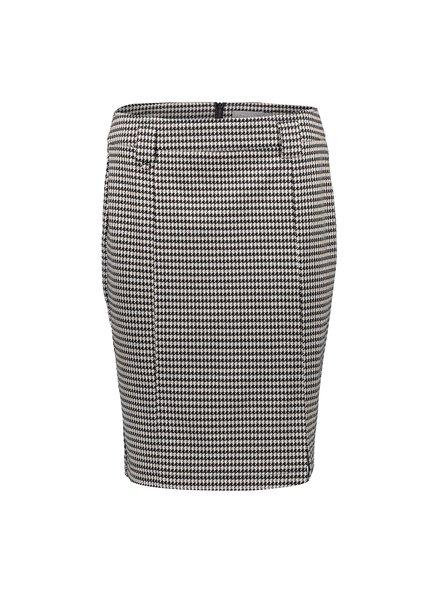 GEISHA 06542-21 Skirt black/sand