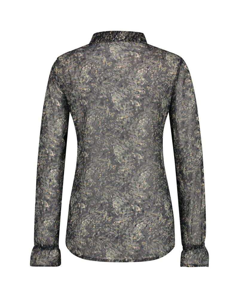MILLA AMSTERDAM MFW20005.69 Bibi blouse aop