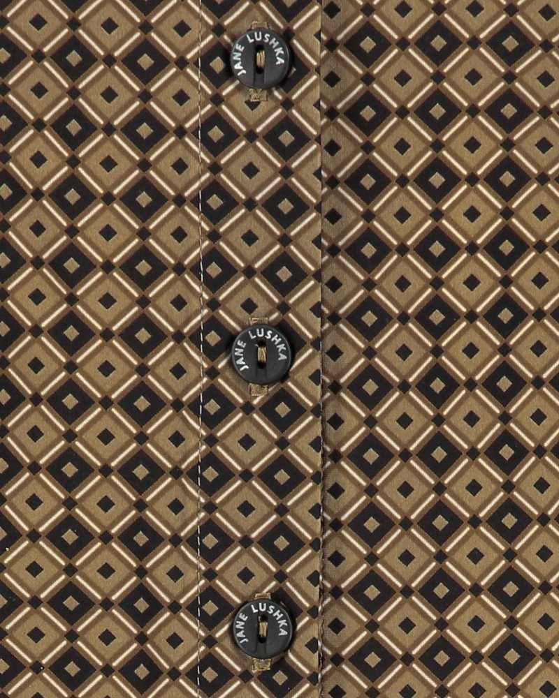 JANE LUSHKA Blouse kikkie UR720AW10 brown