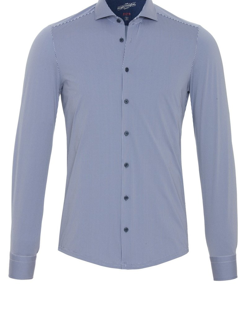 PURE THE FUNCTIONAL SHIRT  4028-21750 KLEUR 163