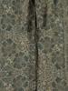 FREEBIRD Amina-green mini dress long sleeve ethnic-pes-04