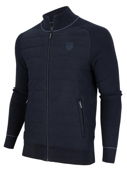 CAVALLARO Cremo cardigan 119205002 Cavallaro blue 699000